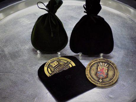 medal per 13